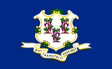 hartford: Flag of Connecticut, Hartford - United States