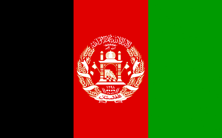 south asia: Flag of Afghanistan officially the Islamic Republic of Afghanistan, is a landlocked country located within South Asia and Central Asia.