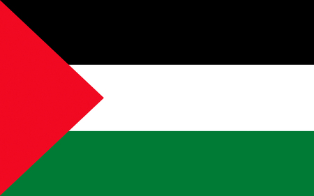 palestine: Flag of Palestine is a state in the Middle East.