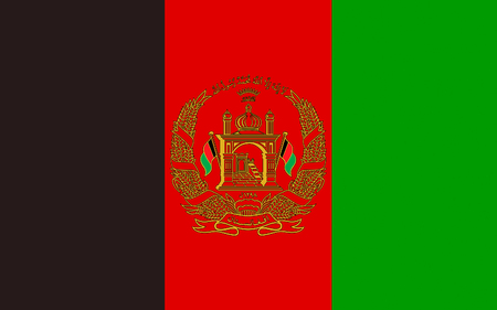 Flag of Afghanistan officially the Islamic Republic of Afghanistan, is a landlocked country located within South Asia and Central Asia.