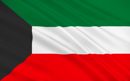 gcc: Flag of Kuwait officially the State of Kuwait, is a country in Western Asia.