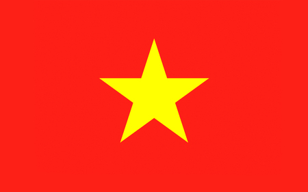 indochina: Flag of Vietnam officially the Socialist Republic of Vietnam is the easternmost country on the Indochina Peninsula in Southeast Asia.