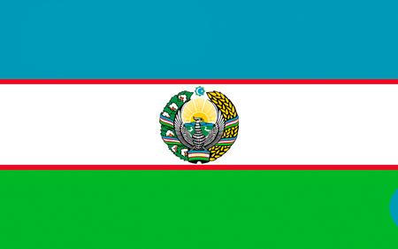 landlocked: Flag of Uzbekistan officially the Republic of Uzbekistan is a doubly landlocked country in Central Asia.