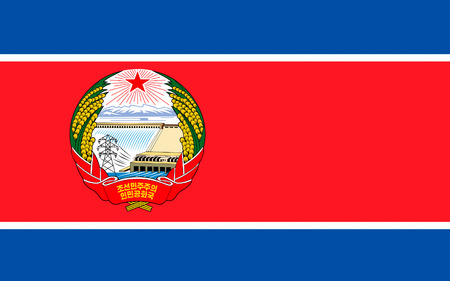 republic of korea: Flag of North Korea officially the Democratic Peoples Republic of Korea is a country in East Asia, in the northern part of the Korean Peninsula.