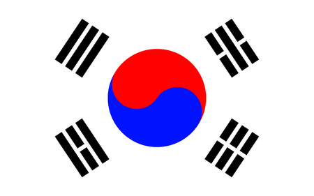 constituting: Flag of South Korea officially the Republic of Korea is a sovereign state in East Asia, constituting the southern part of the Korean Peninsula.
