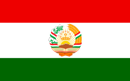 tajikistan: Flag of Tajikistan officially the Republic of Tajikistan is a mountainous, landlocked country in Central Asia.