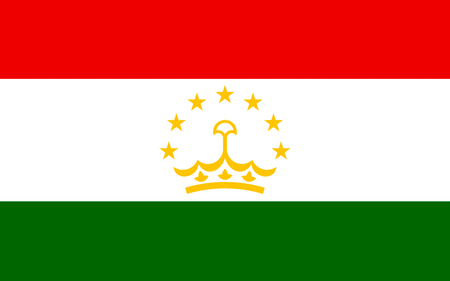 Flag of Tajikistan officially the Republic of Tajikistan is a mountainous, landlocked country in Central Asia.