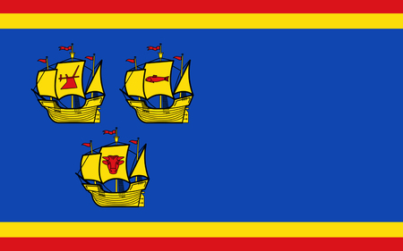 Flag of Nordfriesland is a district in Schleswig-Holstein, Germany