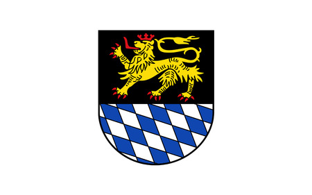 deutsch: Flag of Simmern is a town in Rhineland-Palatinate, Germany