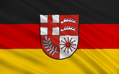 municipality: Flag of Losheim am See is a municipality in the district Merzig-Wadern, in Saarland, Germany