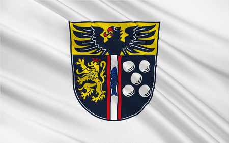 deutsch: Flag of Kaiserslautern is a district (Kreis) in the south of Rhineland-Palatinate, Germany