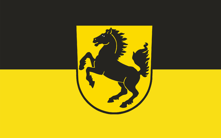 stuttgart: Flag of Stuttgart is the capital and largest city of the state of Baden-Wuerttemberg in southwest Germany.
