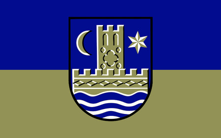 holstein: Flag of Schleswig is a town in the northeastern part of Schleswig-Holstein, Germany