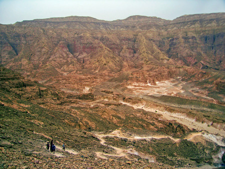 sinai peninsula: The color Canyon is located in the southeast of the Sinai Peninsula, Egypt