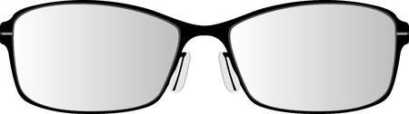 Reading Glasses. Vector illustration