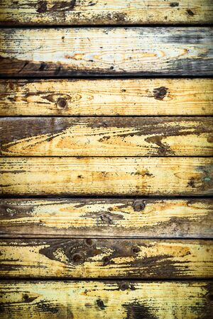Old wooden background. Rustic, aged boards
