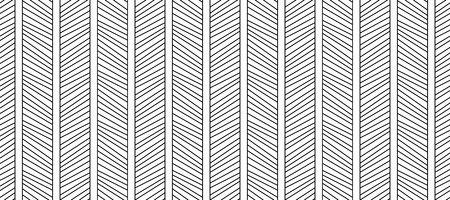 Seamless pattern of diagonal lines. Geometric hipster background. Modern stylish texture. Illustration