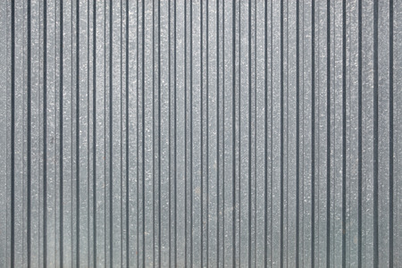 Corrugated sheet background