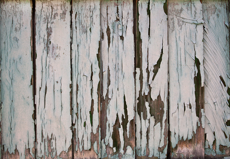 background from old dirty floorboards Stock Photo