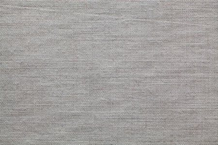 Detail of textile gray fabric