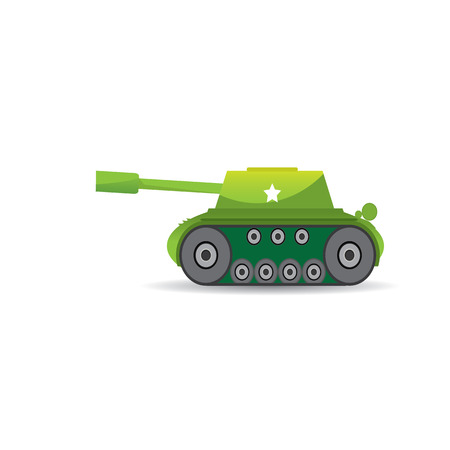 army background: vector army tank. military tank. army machine.