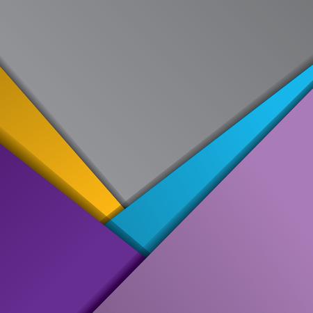 moder: Modern material design background. Vector business card background Illustration