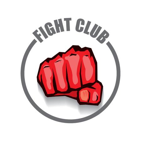 mma logo stock photos royalty free mma logo images rh 123rf com fighting illini logos fighting sioux logos