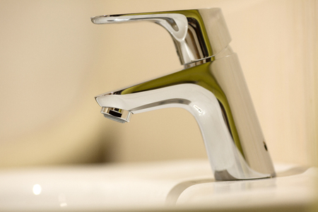 Modern bathroom washbasin faucet