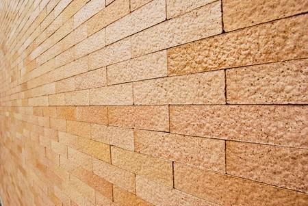 flat and simple brick wall texture photo