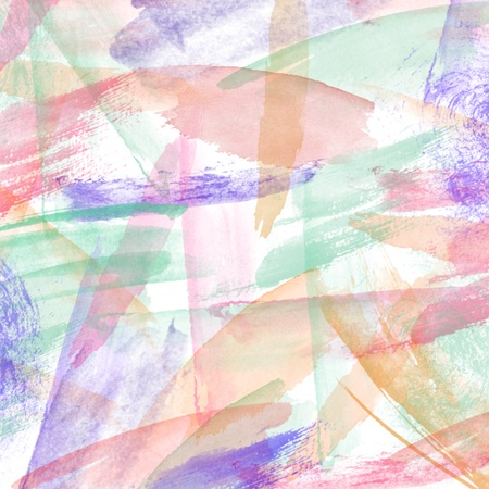 abstract water color painting colorful pattern background photo