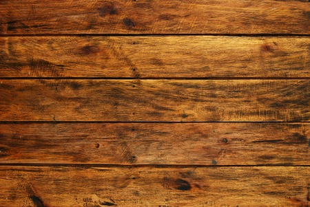 wood panel: brown wood texture with natural patterns , vintage grunge style background Stock Photo