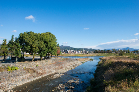 beatiful: Beatiful natural landscape in rural area of Japan