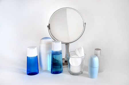 cosmetical supplies Stock Photo - 9705170