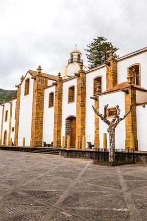 Basilica de Nuestra Senora del Pino - Teror, Gran Canaria, Canary Island, Spain, Europe Reklamní fotografie - 58494443