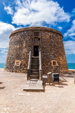 el: Castillo De El Cotillo - El Cotillo, Fuerteventura, Canary Islands, Spain