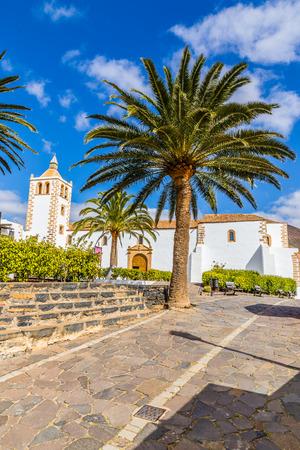 Iglesia Catedral de Santa Maria de Betancuria - Betancuria, Fuerteventura, Canary Islands, Spain