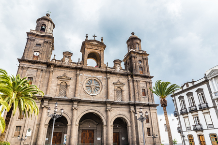 Cathedral of Santa Ana - Las Palmas, Gran Canaria, Canary Island, Spain, Europe