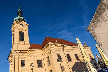 Parish Church Of The Immaculate Conception - Uhersky Brod, Czech Republic, Europe