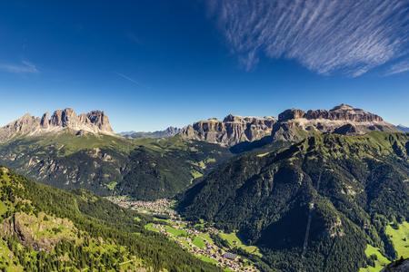 brent: Sella Group - Dolomites Mountains, Italy, Europe