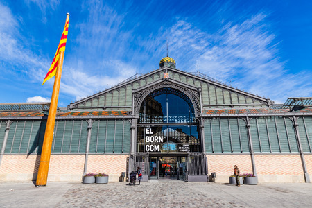 Centre de Cultura Contemporania de Barcelona - Barcelona, Catalonia, Spain, Europe