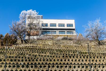 Functional Building - Barrandov, Prague, Czech Republic, Europe