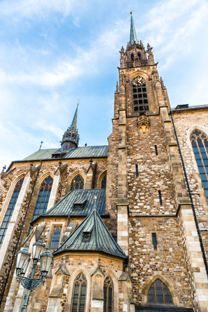 moravia: Cathedral of St Peter and Paul - Brno, Moravia, Czech Republic, Europe