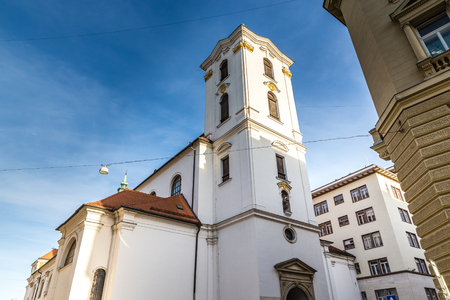 Church of the Assumption of Our Lady - Brno, Moravia, Czech Republic, Europe