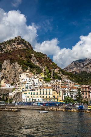 Amalfi - Amalfi Coast, Salerno Province, Campania Region, Italy, Europe