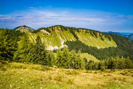 Zwolferhorn Mountain - Salzkammergut, Salzburg, Austria, Europe