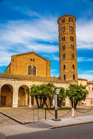 New Basilica of Saint Apollinaris - Ravenna, Emilia Romagna, Italy