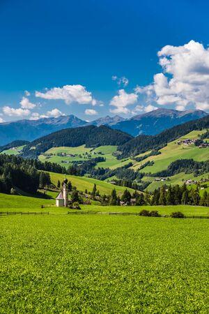 Val Di Funes - Bolzano, South Tyrol, Italy, Europe