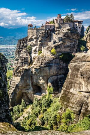 The Monastery of Varlaam - Meteora, Greece, Europe