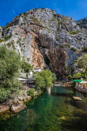 Blagaj Tekke And Buna River - Herzegovina-Neretva Canton of Bosnia and Herzegovina, Europe