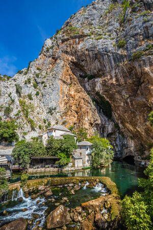 Blagaj Tekke And Buna River - Herzegovina-Neretva Canton of Bosnia and Herzegovina, Europe